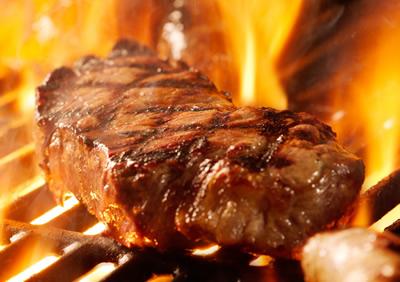 肉フェス2014@駒沢公園 出展店舗 ステーキ听 画像