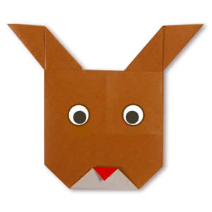 Xmas ornament origami11