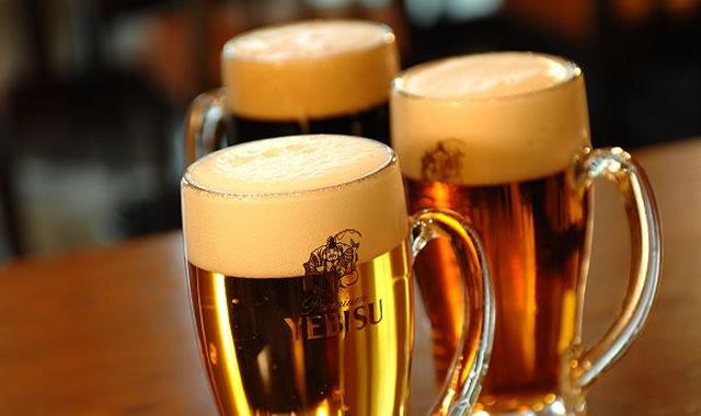2月25日はヱビスビールの日。銀座ライオン、ヱビスバー等で生ビール半額